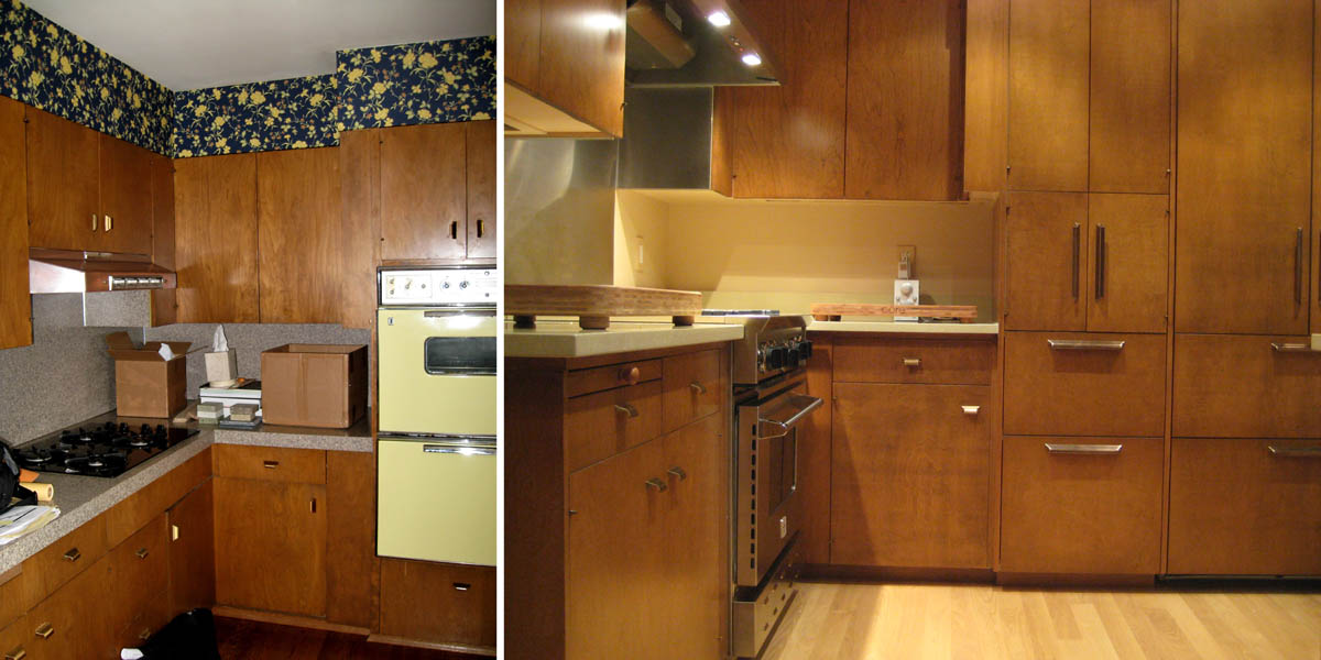 Judy J 1961 Kitchen Ba 4 1960 Now Kitchens Residential