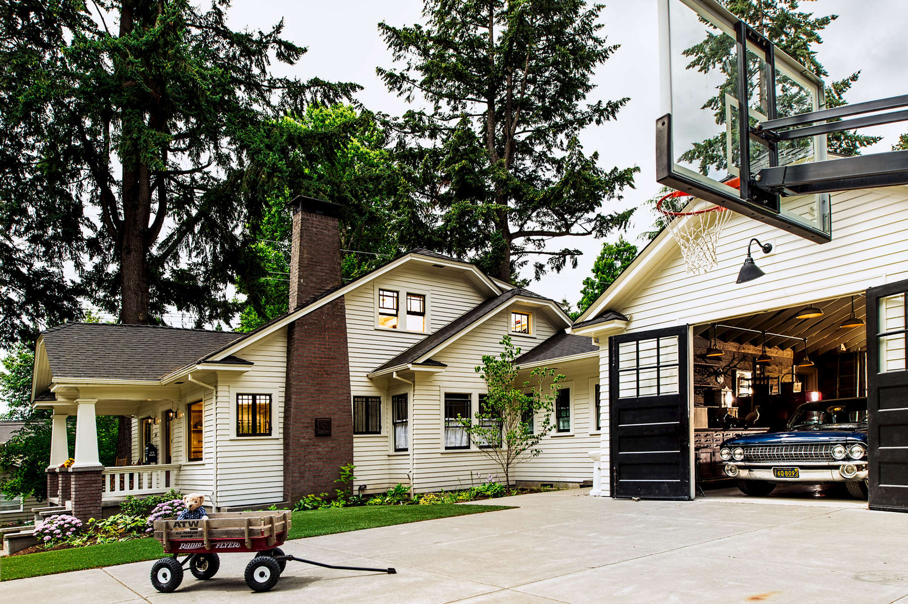 Arciform, A Portland Remodeling And Design Build Firm Focused On Vintage  And Historic Renovations