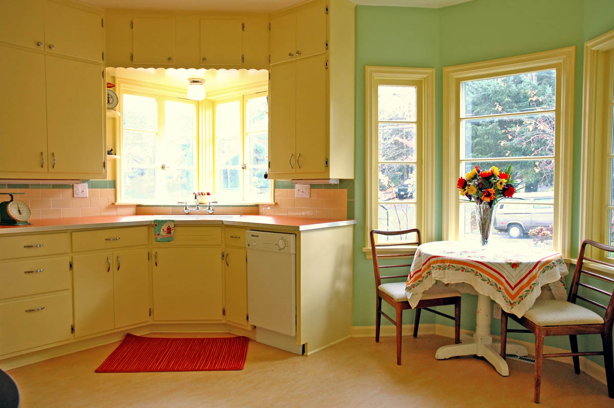 1940 1959 Kitchens Residential Gallery Image Galleries
