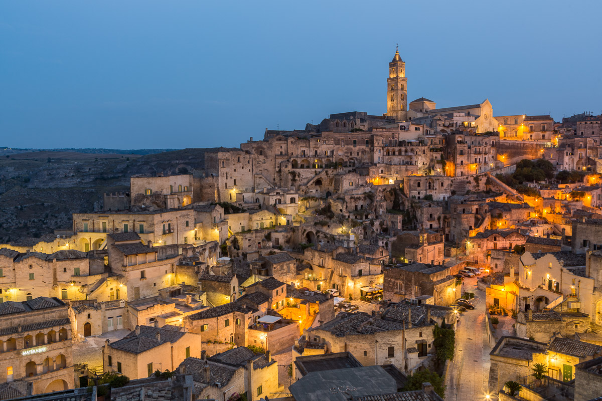 Matera, Basilicata