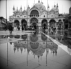 The Piazza San Marco in Venice, Italy.