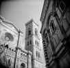 The Cathedral of Santa Maria del Fiore in Florence, Italy.