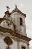 The church of Nossa Senhora das Mercês e Perdões, constructed in 1772 in Ouro Preto, Minas Gerais.