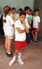 Schoolchildren in Havana, Cuba.