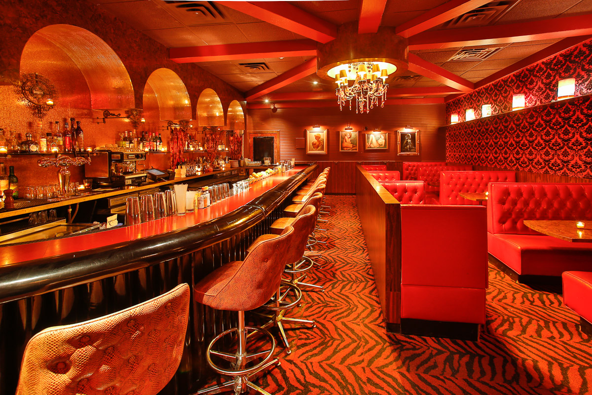 The Ranstead Room in Philadelphia.