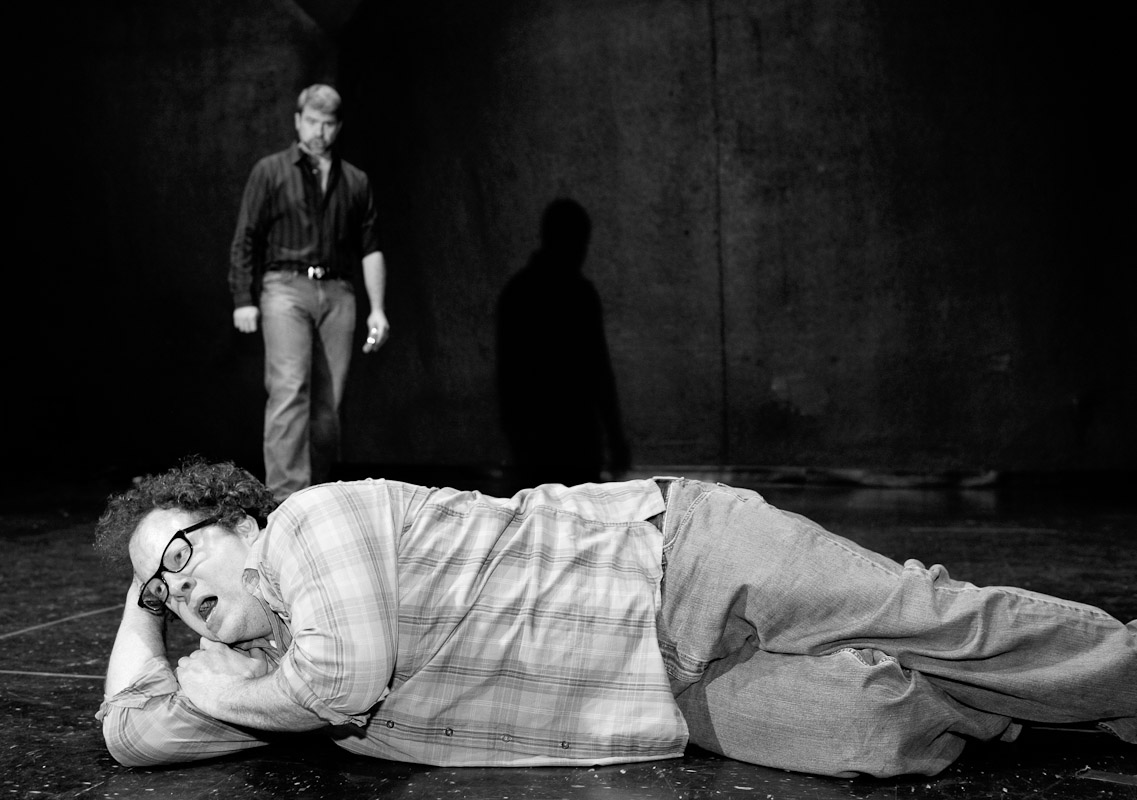 Members of the Curtis Opera rehearse for a production of Wozzeck in Philadelphia.