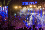 The Killers perform at the 2018 Firefly Festival in Dover, De.