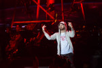 Eminem performs at the 2018 Firefly Festival in Dover, De.