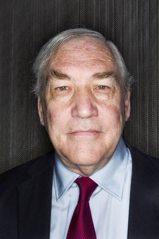 Conrad Black, former chairman and chief executive officer of Hollinger Inc.
