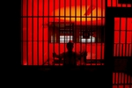 Female prisoner, Koh Samui Prison, Thailand