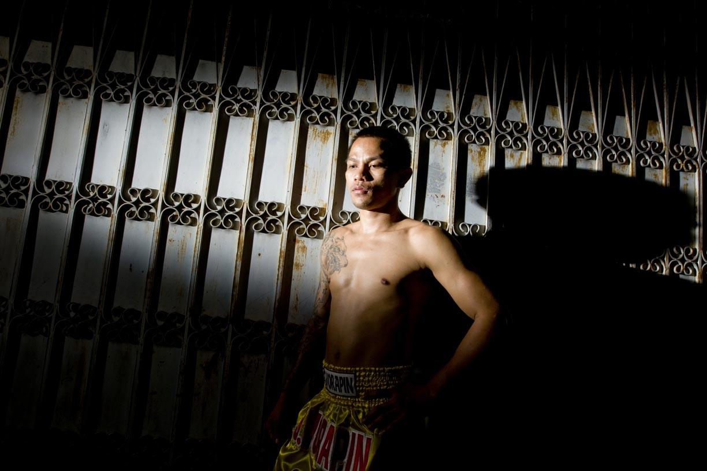 Muay Thai Kickboxer, Bangkok