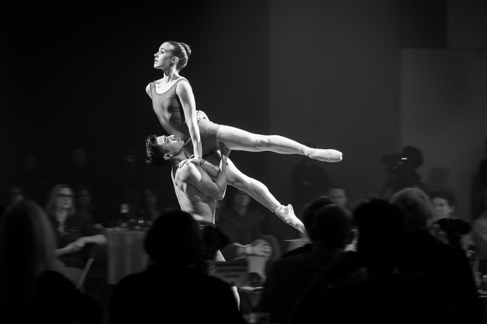 St. Paul Ballet & Element Boxing in the Knight Challenge Event, {quote}The Art of Boxing. The Sport of Ballet.{quote}