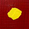 5:652015.  Acrylic on canvas10 x 10 in.