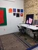 Jennifer Turnage's Studio, Memphis, TN, July 2015