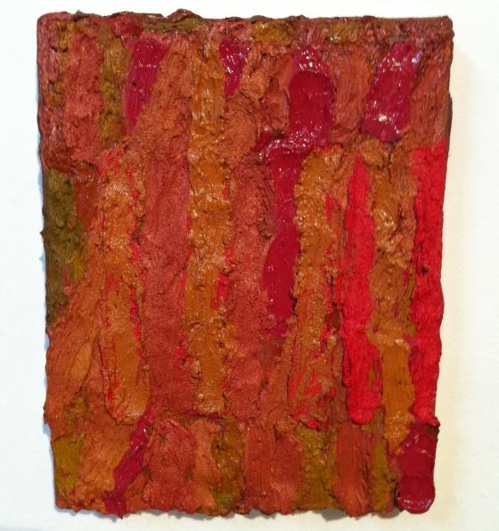 Brett BakerUntitled2009 - 20114 x 5 inchesoil on canvas
