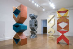 Blackston Gallery, 2013, installation view
