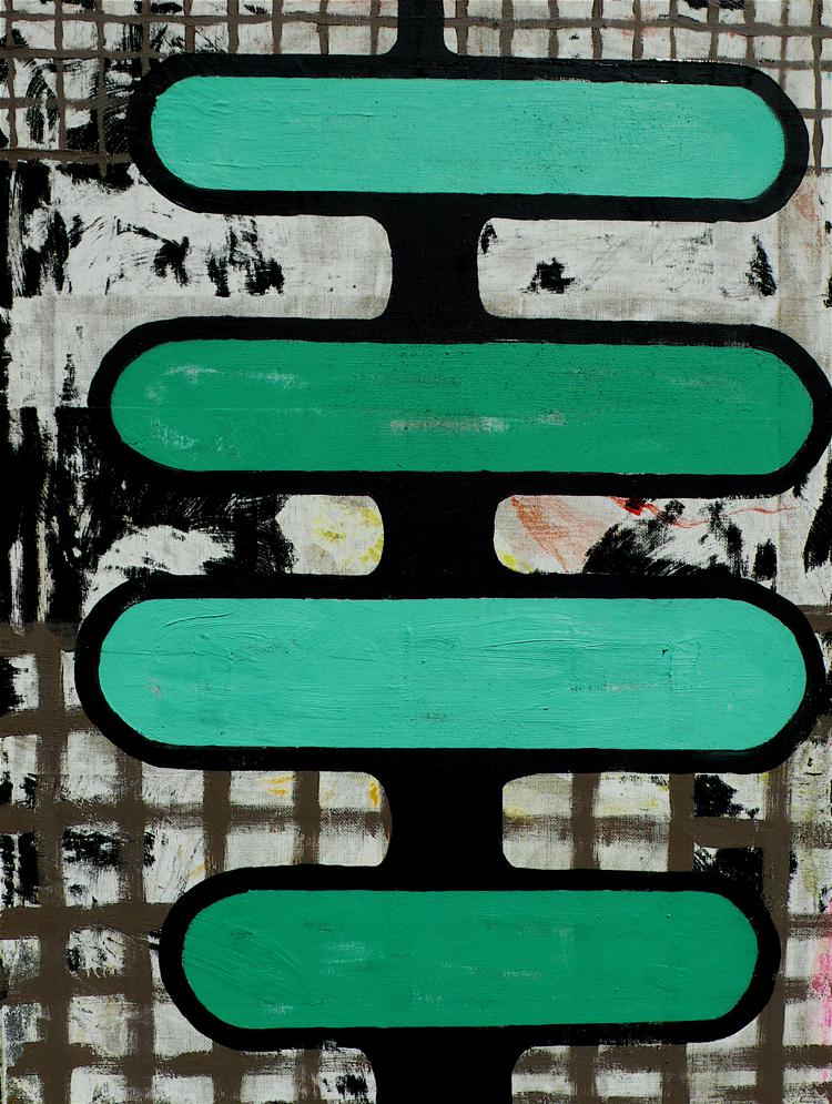 Oil on linen18 x 24 in.