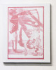 Sofia LeibyUntitled (Pink) / 2012screenprint on panel / 10 x 12{quote}