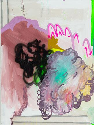acrylic & oil on canvas35 x 31