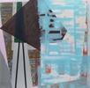 Acrylic on canvas150 x 150 cm.