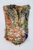 tapestry made by Patricia Hall (grandmother); yarn, altered with acrylic and fabric dye34 x 27 x 1 in.