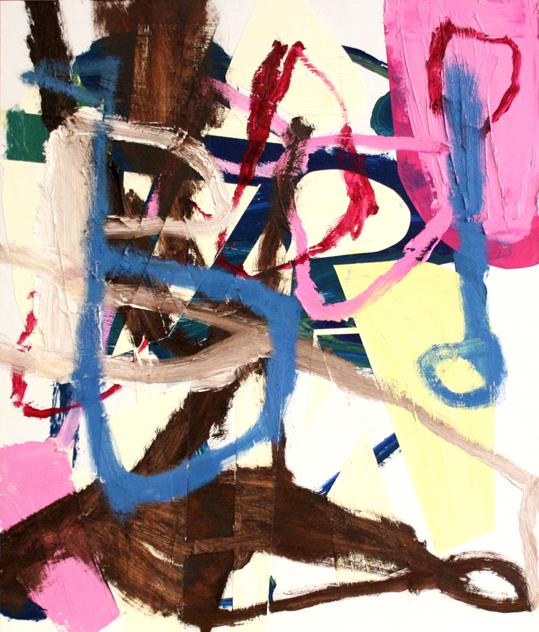 Oil on Mdf-board21.7 x 26.4 in.