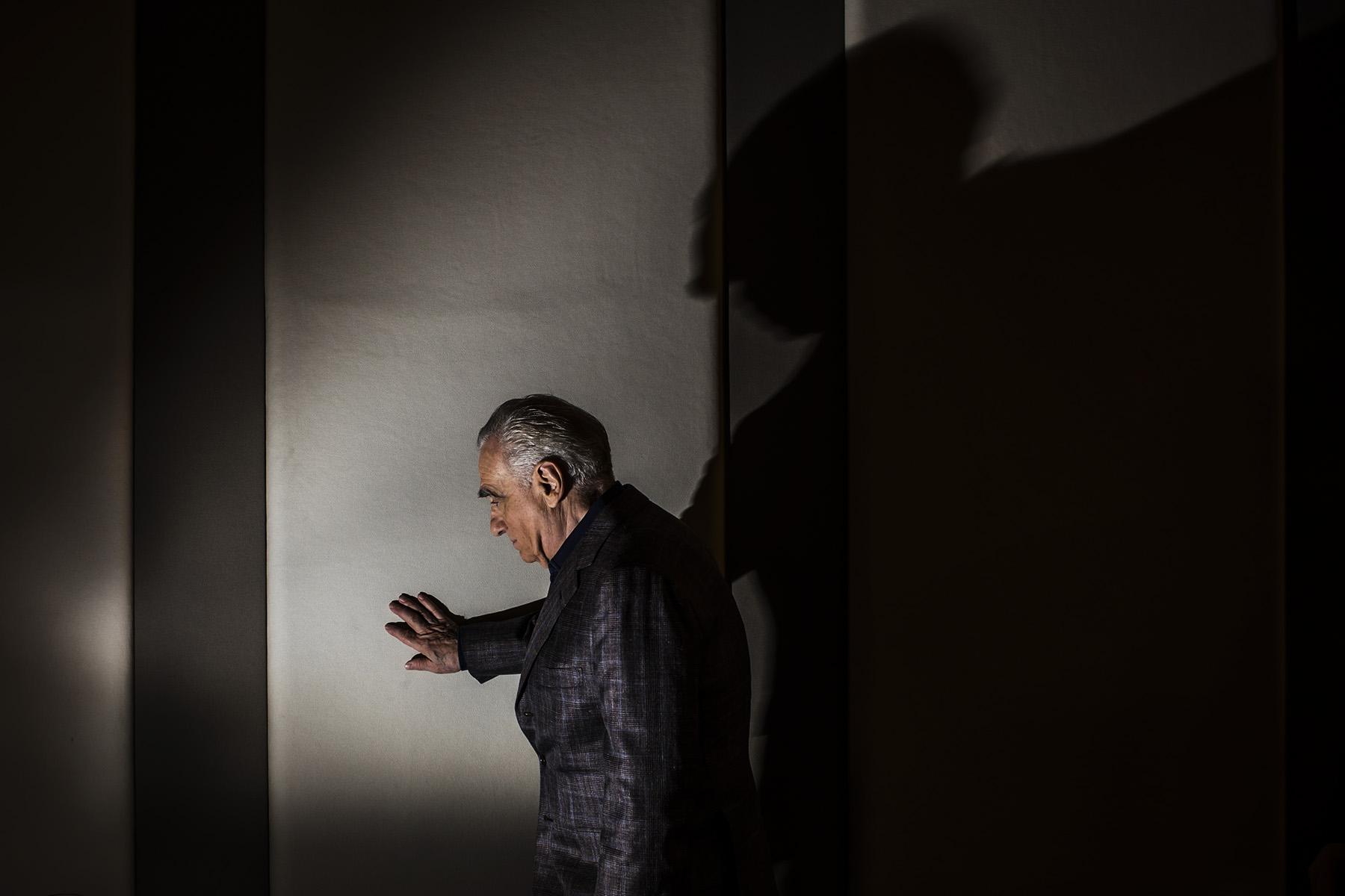 Rueda de prensa del Director de Cine, Martin Scorsese, Premio Princesa de Asturias de las ArtesPremios Princesa de Asturias 2018© Alberto R. Roldan  / Diario La Razon 17 10 2018