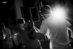 Reportaje Boxeo en EspañaDentro de unos días se celebra en Las Vengas el Combate de Boxeo del Siglo entre Floyd Mayweather VS Manny Pacquiao© Alberto R. Roldan / La Razon29 04 2015