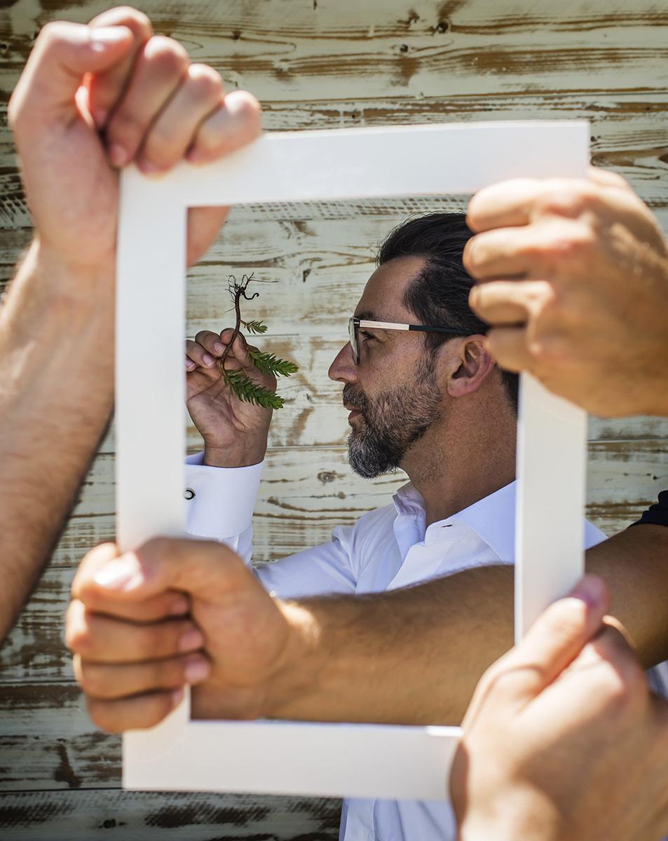 Entrevista Verano Passepartout al  Chef Quique Dacosta© Alberto R. Roldan / Diario La Razon15 06 2017