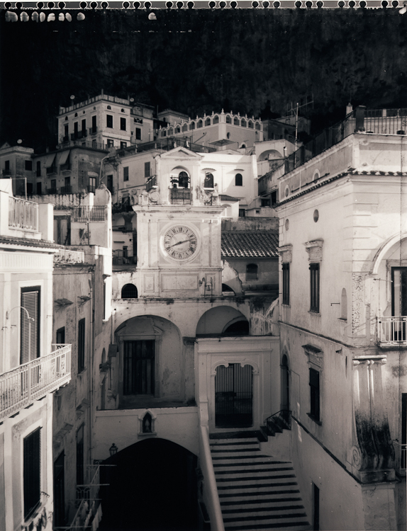 Amalfi Coast, Italy Archival Pigment Print40{quote}x 30{quote} Edition of 10 • 24{quote}x 20{quote} Edition of 25