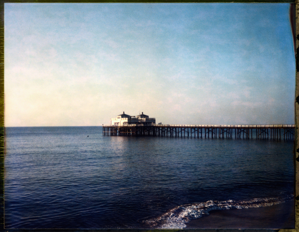 Malibu Pier - Los AngelesArchival Pigment Print40{quote}x30{quote} Edition of 10 • 24{quote}x20{quote} Edition of 25