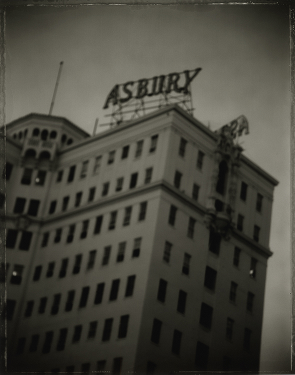The Asbury Apartments - Los AngelesArchival Pigment Print40{quote}x30{quote} Edition of 10 • 24{quote}x20{quote} Edition of 25