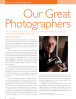 Art and Living Magazine | Our Great Photographers: Jim McHugh(download PDF)