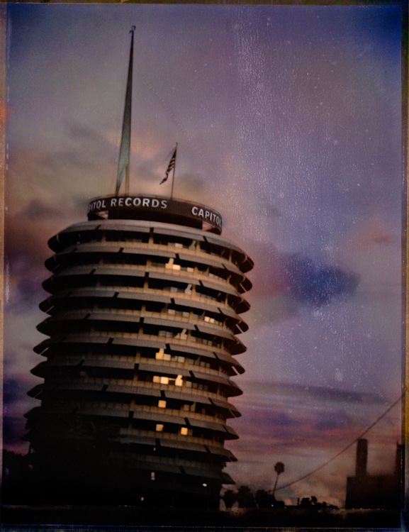 Capitol Records - Los AngelesArchival Pigment Print40{quote}x30{quote} Edition of 10 • 24{quote}x20{quote} Edition of 25