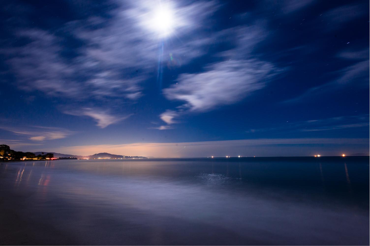 Looking South - Miramar Beach