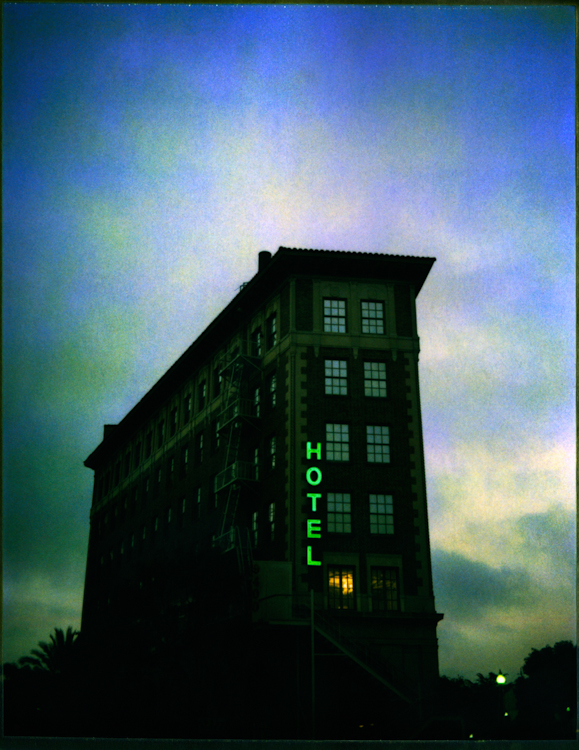 The Culver Hotel - Los AngelesArchival Pigment Print40{quote}x30{quote} Edition of 10 • 24{quote}x20{quote} Edition of 25