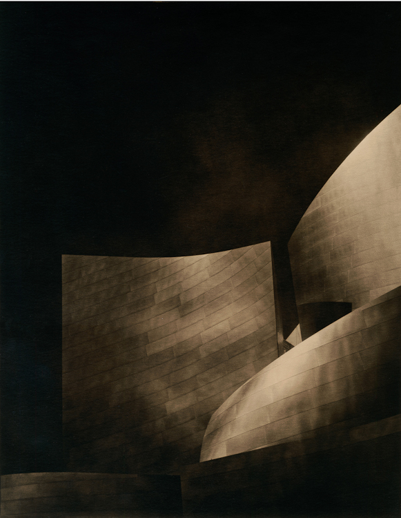 Walt Disney Concert Hall - Los AngelesArchival Pigment Print40{quote}x30{quote} Edition of 10 • 24{quote}x20{quote} Edition of 25