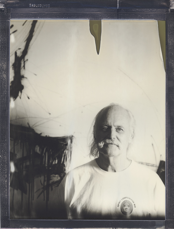 creating a unique portfolio of prints from the individual artists. Impossible Project 8x10 Instant Film