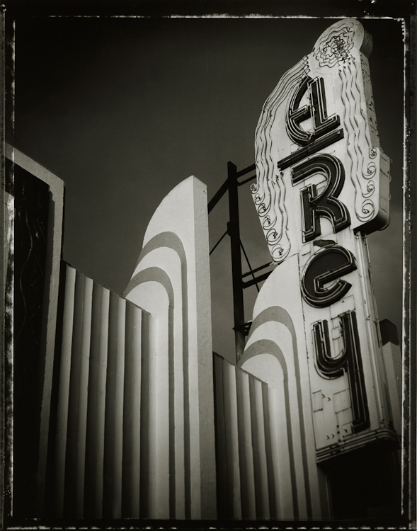 The El Rey Theatre - Los AngelesArchival Pigment Print40{quote}x30{quote} Edition of 10 • 24{quote}x20{quote} Edition of 25