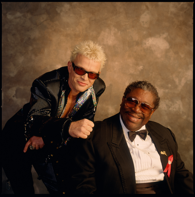 Bill Idol & B.B. King