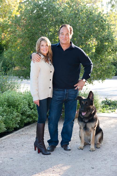 Jim Belushi & Jennifer Sloan