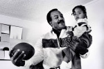 Jim Brown & daugher Kim
