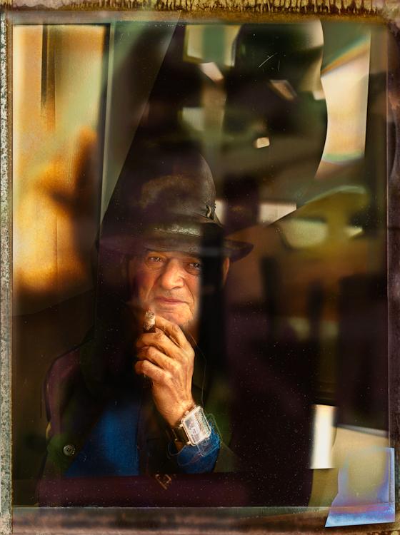 Larry Bell, Venice, CA, 200916x20, archival pigment print