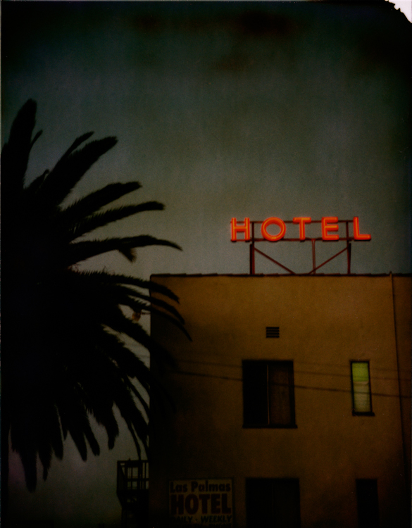 Hotel Las Palmas - Los AngelesArchival Pigment Print40{quote}x30{quote} Edition of 10 • 24{quote}x20{quote} Edition of 25