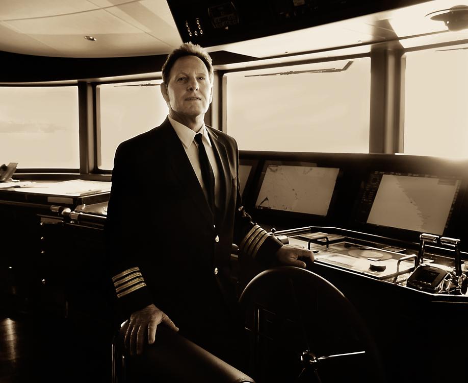 Capt. Steve Walker