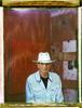 James Hayward, Morepark, CA. 2015.  8x10 Polaroid color film photographed with a Deardorff camera.