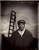 Photographed in Joshua Tree, CA. T55 Polaroid 4x5 film