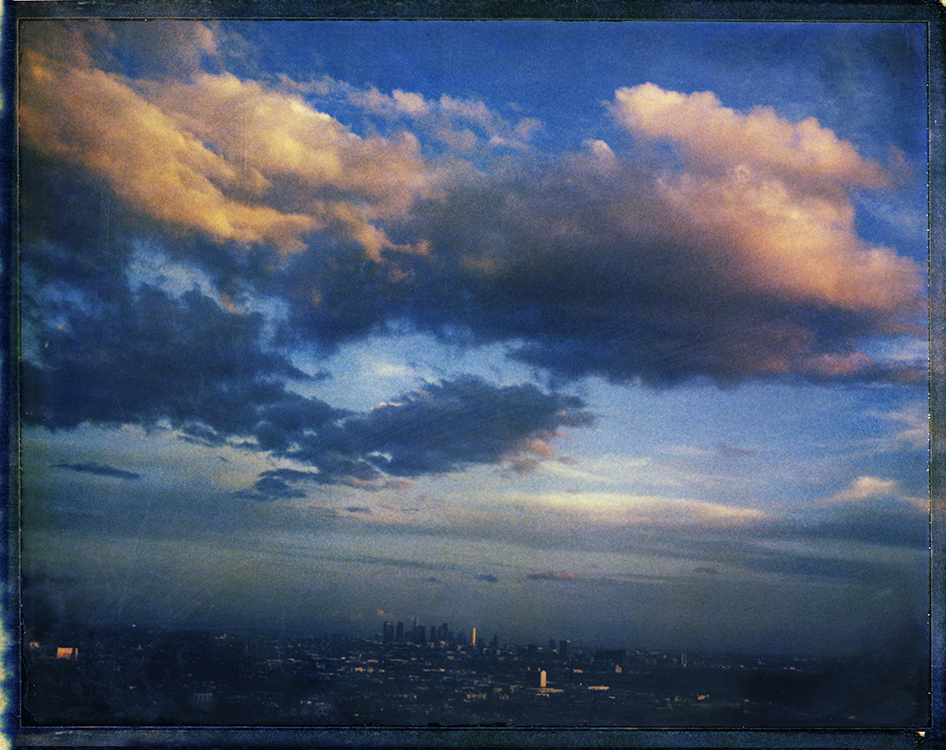 Los Angeles Skyline - Los AngelesArchival Pigment Print40{quote}x30{quote} Edition of 10 • 24{quote}x20{quote} Edition of 25