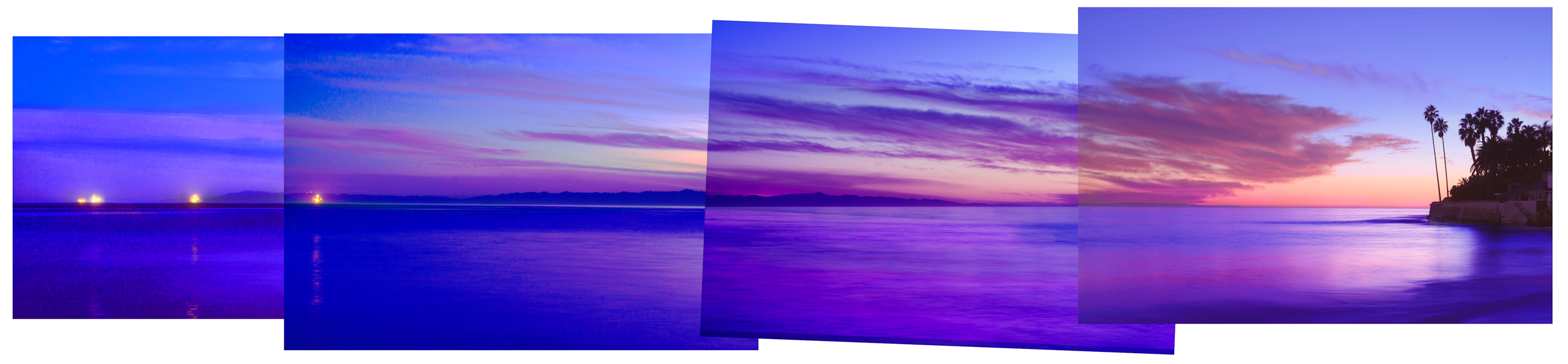 4 panels 20{quote} x 24{quote} equalling a native size of 300dpi at 20{quote} x 96{quote}  Digital capture edition limited to 3 - may be printed to a size that is site specific