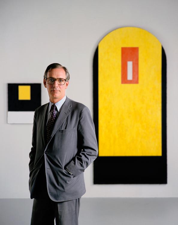 Nicholas Wilder, James Corcoran Gallery, West Hollywood, CA, 198716x20, Innova Fibre print